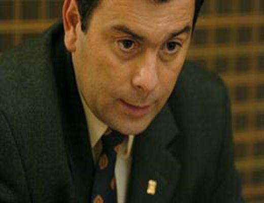 Gobernador de Santiago del Estero Gerardo Zamora