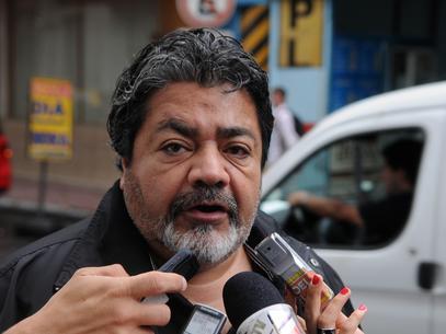 El ex servicio de inteligencia Gerardo Martínez, de la UOCRA.
