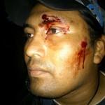 Chaco: reprimen aborígenes que reclaman por agua