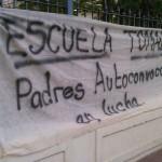 La Rioja: Padres toman escuelas en apoyo al paro docente