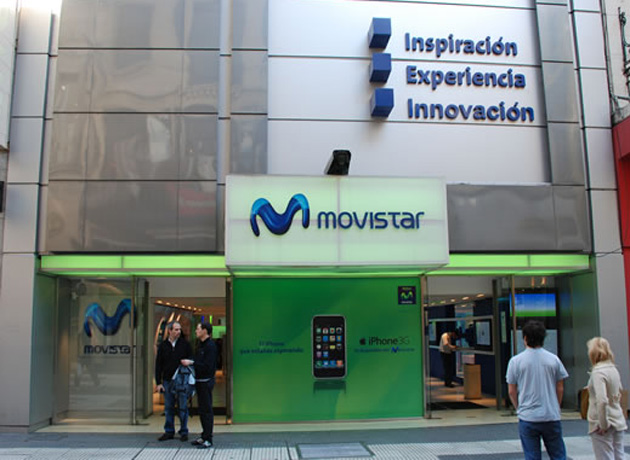 Directivos de movistar imputados por estafa for Movistar oficinas