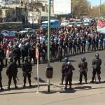 Ley antipiquetes: «Este proyecto legitima la represión de las manifestaciones públicas»