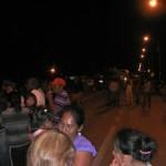 FORMOSA: Corte de ruta de aborígenes en barrio Nanqom