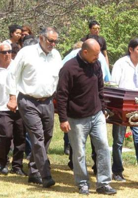 Protestas en Salta por asesinato de docente rural